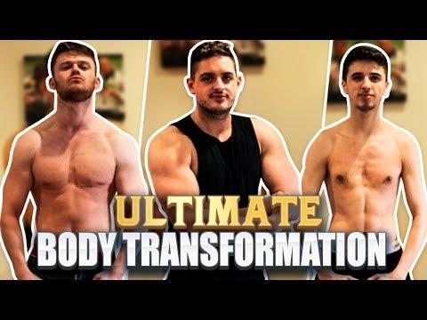 TheBurntchip Maxplays Finch - Ultimate 8 Week Body Transformation Part 4