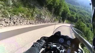 Passo Fugazze BMW R1100RT