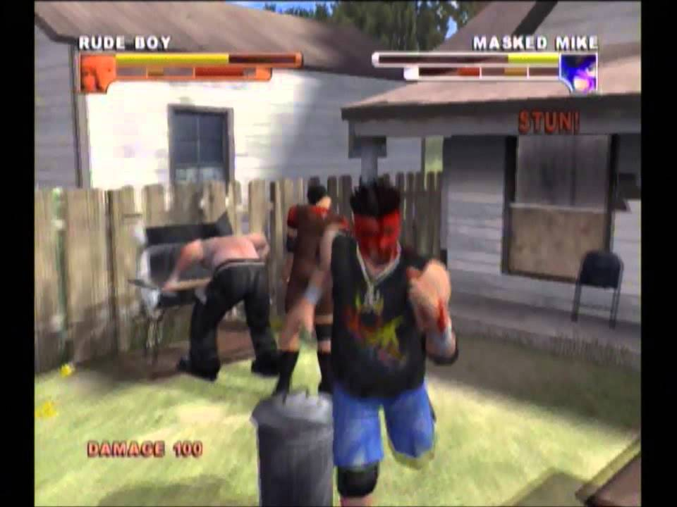 - Backyard Wrestling (Xbox) - Talk Show Mode (Part 1/3) - YouTube