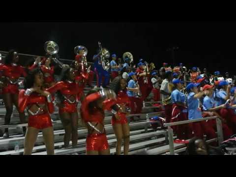 Ice Cream Man & Big Ballin' - Plantation High School Marching Band (2016)