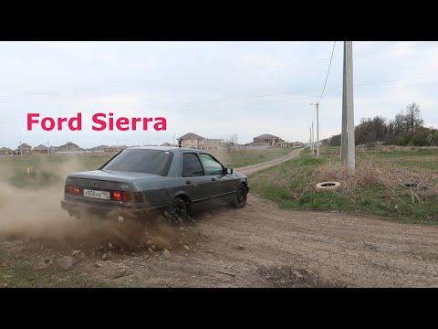 Ford Sierra 2.0 Dohc/Тачка на заднем приводе до 100 т.р.