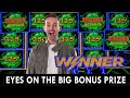 ⚡ MASSIVE WIN on Eyes of Fortune 👁Lightning Link 👁 BCSlots at Soboba Casino