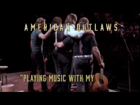 The Highwaymen - American Outlaws: The Highwaymen Live - Album Preview