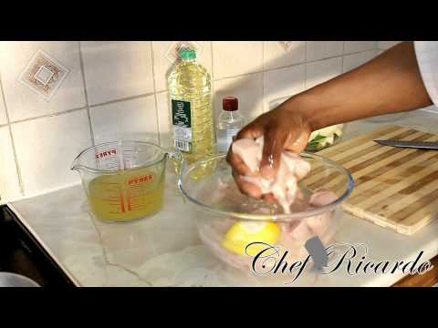 How To Washing Your Meat At Home | Recipes By Chef Ricardo