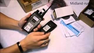 Огляд рації Motorola DP 1400