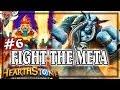Ep6 Fighting The Meta Da Undatakah 🍀🎲 ~ Hearthstone Rastakhan's Rumble