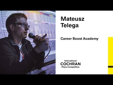 Home Recording for beginners- Mateusz Telega/ ICPC Career Boost Academy