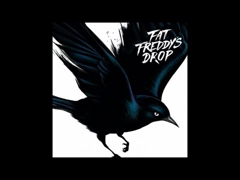 Fat Freddy's Drop Blackbird Album - Silver and Gold