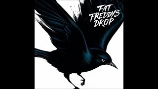 Fat Freddy's Drop Blackbird Album Silver and Gold