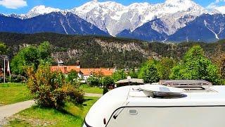 Reisebericht Camping Eichenwald (Tirol) Mai 2016
