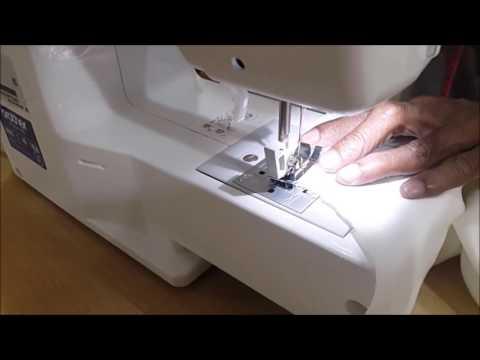 cara-membuat-pola-dan-menjahit-dress-lengan-panjang-menggunakan-mesin-jahit-portable
