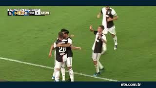 Juventus'a galibiyeti Merih getirdi