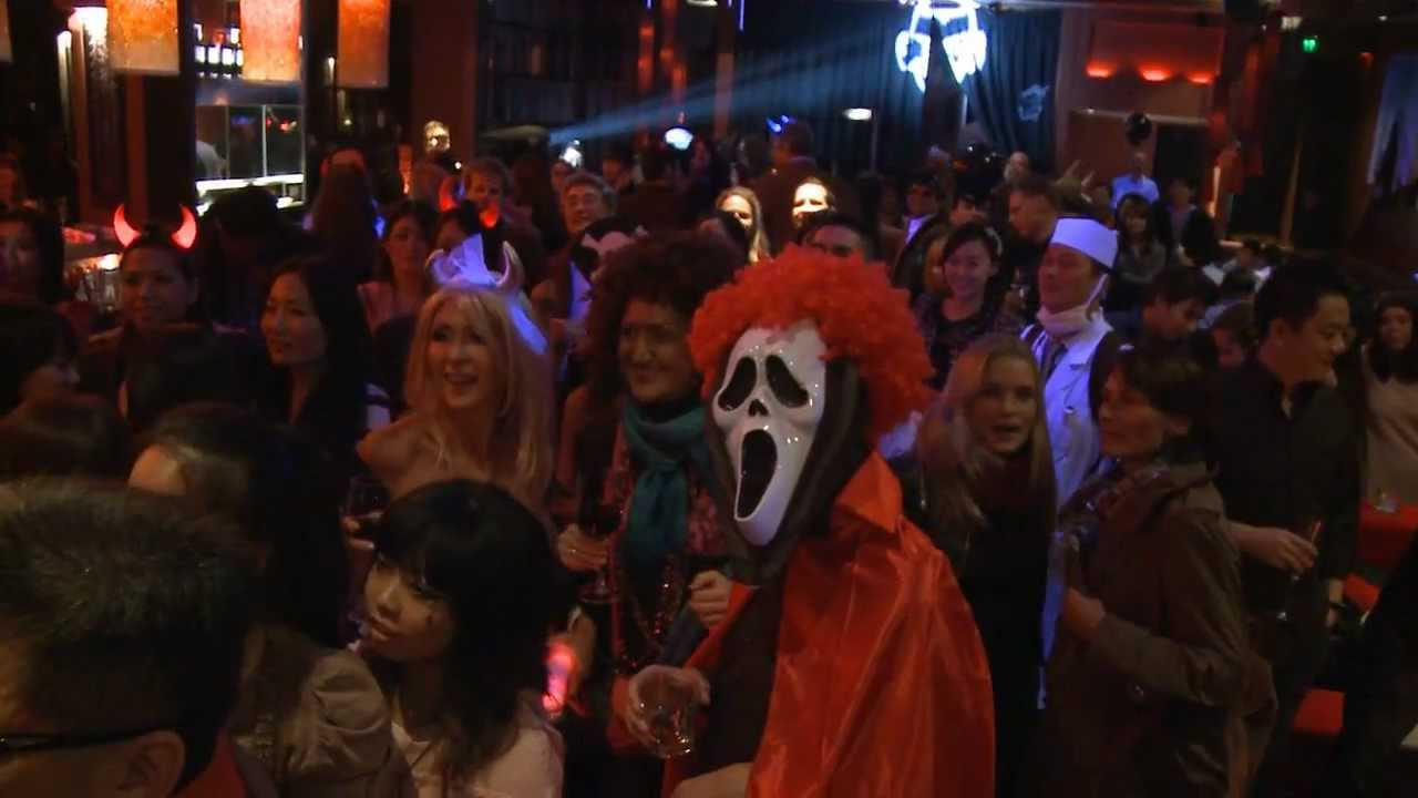 casillero del diablo halloween party in china fiesta halloween casillero del diablo en china