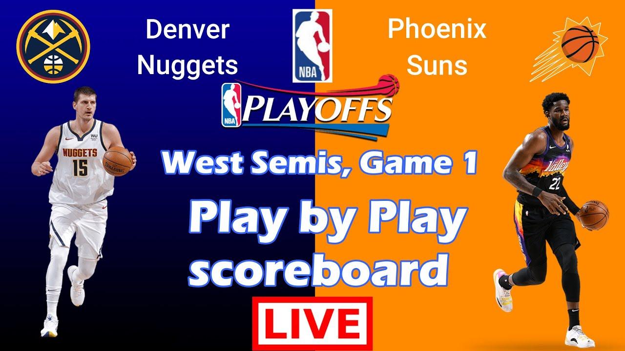 PHOTOS: Denver Nuggets vs. Phoenix Suns, Game 1, June 7, 2021