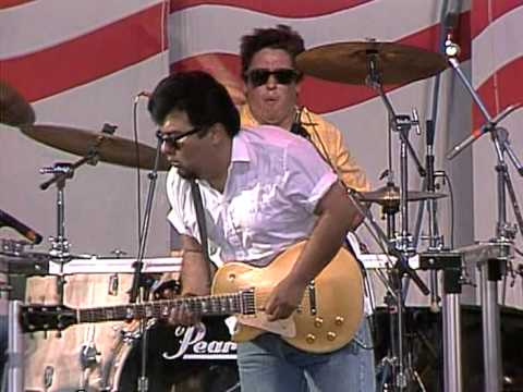 Los Lobos - Don't Worry Baby (Live at Farm Aid 1986)