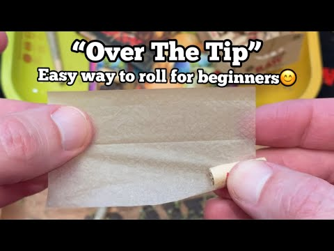 Not stopping till you learn how to roll a joint!!
