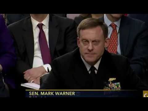 NSA Director Won't Deny Trump Asked Him To Intervene On Russia