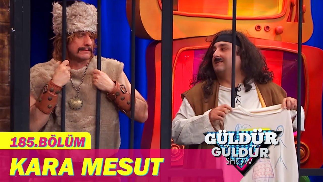Güldür Güldür Show 185.Bölüm - Kara Mesut