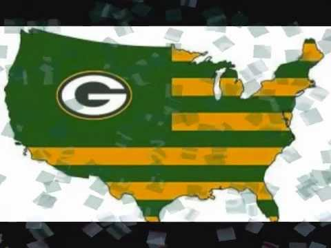 Image result for Green BAY PACKERS MUSIC