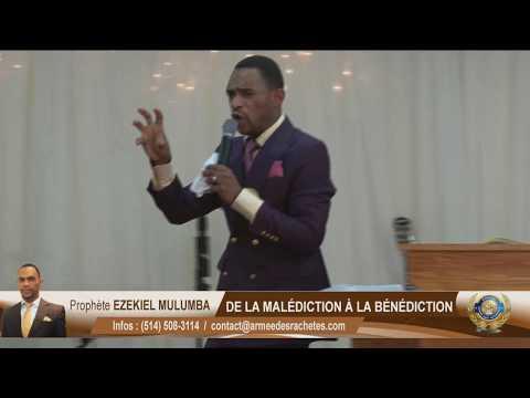 Prophète Ezekiel Mulumba : DE LA MALÉDICTION À LA BÉNÉDICTION