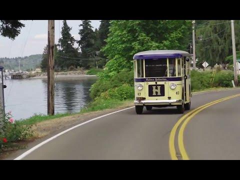 Twin Coach Vintage Truck from Helms Bakery