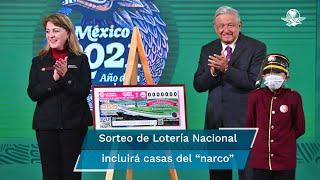 Como lo adelantó EL UNIVERSAL el pasado 24 de mayo, la Lotería Nacional realizará el próximo 15 de septiembre un magno sorteo donde se rifarán 22 premios con un valor de 250 millones de pesos