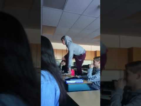 How to get kicked out of class