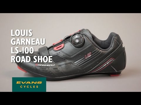 The Louis Garneau LS-100 Road Shoe