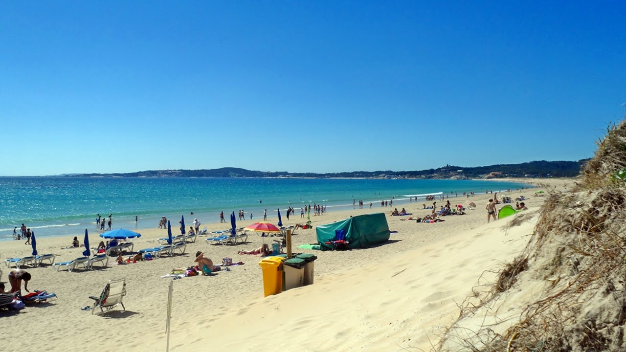 Playa La Lanzada, Sanxenxo - O Grove - YouTube