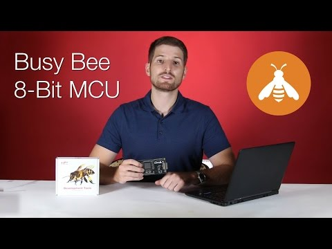 EFM8 Busy Bee 8-bit MCU - From Silicon Labs