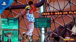 NBA 2K Playgrounds 2 - April Update | PS4