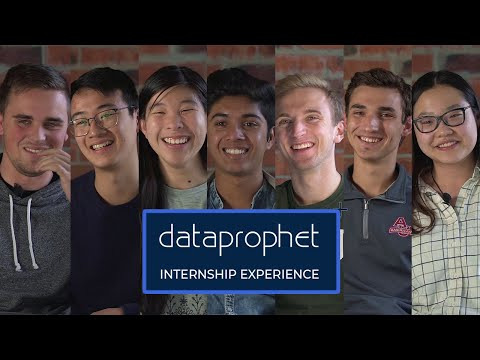 DataProphet Interns 2018
