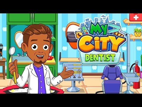 My City : Dentist Visit  New Best App for Kids  My Town Games