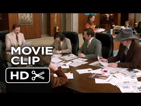 anchorman-2:-the-legend-continues-movie-clip---news-ideas-(2013)---will-ferrell-hd