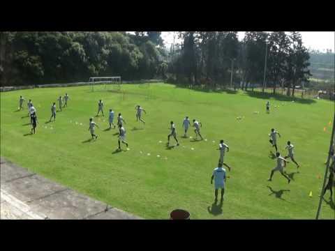 Preparación física en fútbol - Calentamiento dinámico y Potencia aeróbica - Physical Preparation