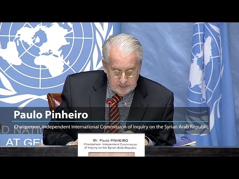 War crimes committed by all parties in battle for Aleppo – UN-mandated inquiry on Syria