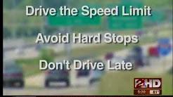Progressive insurance speed monitor