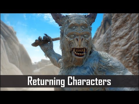 Skyrim: 5 More Hidden, Recurring Characters You May Have Missed in The Elder Scrolls 5: Skyrim thumbnail