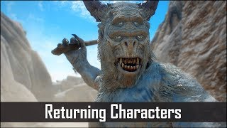 Skyrim: 5 More Hidden, Recurring Characters You May Have Missed in The Elder Scrolls 5: Skyrim