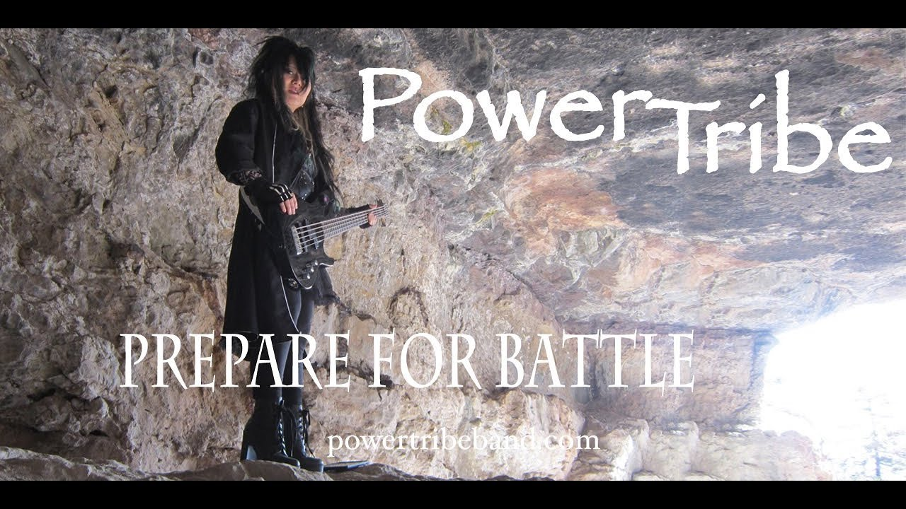 powertribe-prepare-for-battle-official-video-powertribe-band