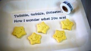 七夕 きらきら星 クッキー Twinkle Twinkle Little Star Cookies