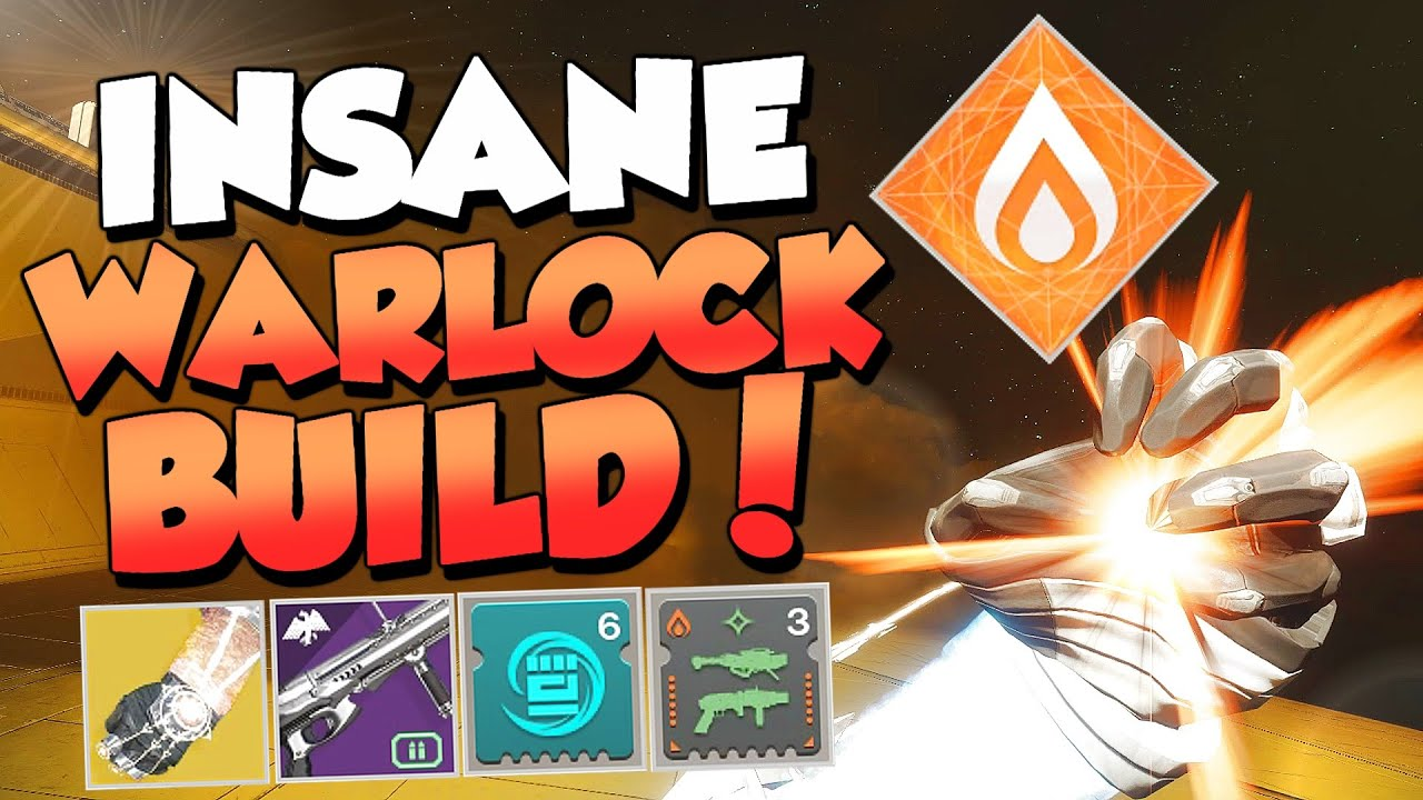 Best Warlock Build? Ultimate Dawnblade Setup! [Destiny 2] thumbnail