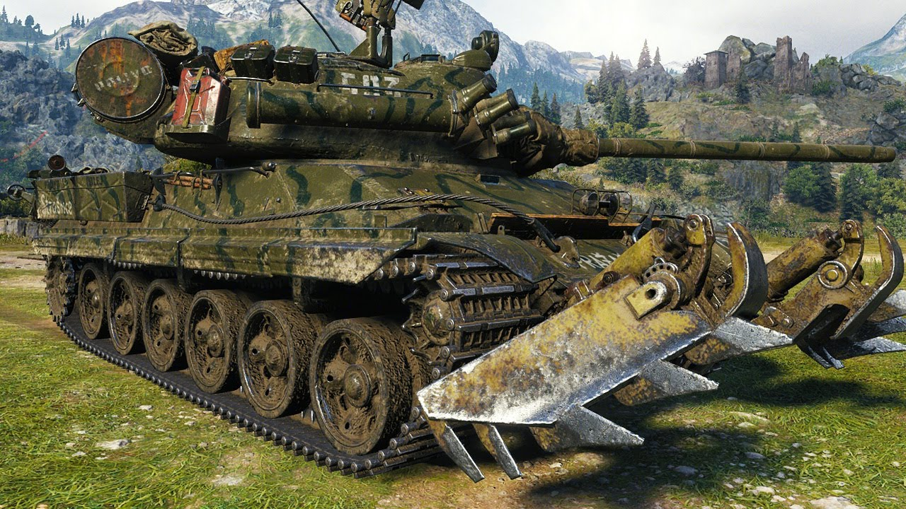 TVP T 50/51 - 13 KILLS - World of Tanks