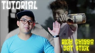 Download Video Rich Chigga - Dat $tick | FLICKER EFFECT | Tutorial MP3 3GP MP4