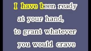 Green Sleeves (Video Karaoke Version)