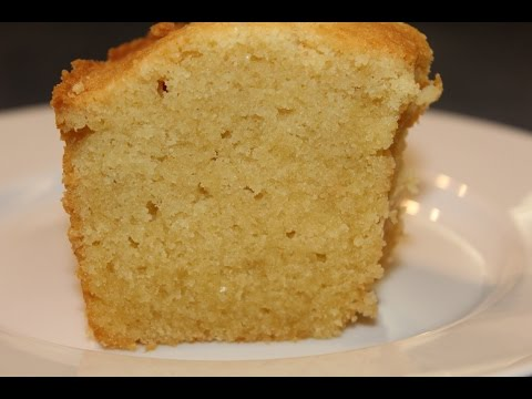 Almond Cake From Scratch