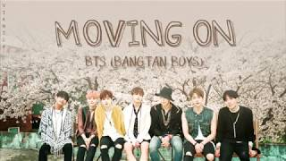 BTS (방탄소년단) - 'MOVING ON (이사)' Lyrics (Color Coded Han/Rom/Eng/가사) | by VIANICA