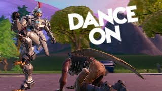 Dance On (Fortnite Parody) | Lil Tecca - Ransom