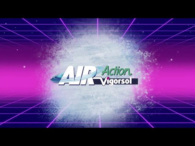 Air Action Vigorsol - Limited Edition - Retrowave