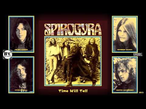 Spirogyra (Vocals: Barbara Gaskin) - Time Will Tell (2013 Remaster) [Folk Rock - Prog Rock] (1971)